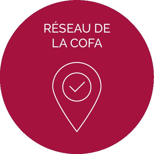 RÉSEAU DE LA COFA